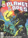 Planet of the Apes (1974 Marvel) Magazine 25