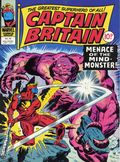 Captain Britain (1976-1977 Marvel UK) 34