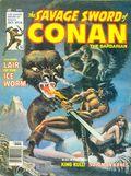 Savage Sword of Conan (1974 Magazine) 34