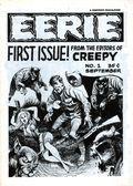 Eerie (1966 Warren Magazine) #1, 1st Printing