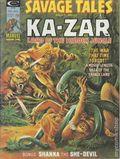 Savage Tales (1971 Magazine) 8