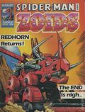 Spider-Man and Zoids (1986 UK) 51