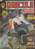 Dracula Lives (1973 Magazine) 3