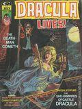 Dracula Lives (1973 Magazine) 7