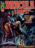 Dracula Lives (1973 Magazine) 11