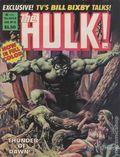 Rampaging Hulk (1977 Magazine) 10