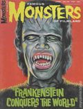 Famous Monsters of Filmland (1958) Magazine 39