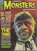 Famous Monsters of Filmland (1958) Magazine 62