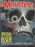 Famous Monsters of Filmland (1958) Magazine 93
