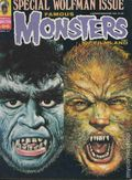 Famous Monsters of Filmland (1958) Magazine 96
