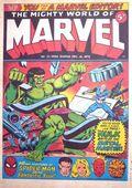 Mighty World of Marvel (1972 UK Magazine) 11