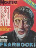Famous Monsters of Filmland Yearbook/Fearbook (1962) 1971
