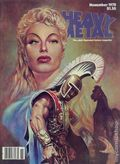 Heavy Metal Magazine (1977) Vol. 2 #7
