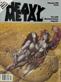 Heavy Metal Magazine (1977) Vol. 4 #11