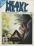 Heavy Metal Magazine (1977) Vol. 5 #3
