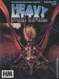 Heavy Metal Magazine (1977) Vol. 5 #6