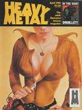 Heavy Metal Magazine (1977) Vol. 6 #1