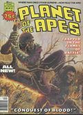 Planet of the Apes (1974 Marvel) Magazine 27