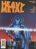 Heavy Metal Magazine (1977) Vol. 8 #5