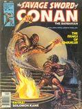 Savage Sword of Conan (1974 Magazine) 25