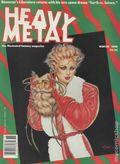 Heavy Metal Magazine (1977) Vol. 11 #4