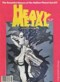 Heavy Metal Magazine (1977) Vol. 13 #2