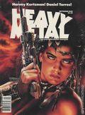 Heavy Metal Magazine (1977) Vol. 14 #4