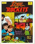Love and Rockets (1982 1st Series) Magazine 4