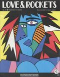 Love and Rockets (1982 1st Series) Magazine 21