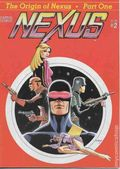 Nexus (1981 Magazine) 2