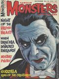Famous Monsters of Filmland (1958) Magazine 35