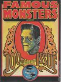 Famous Monsters of Filmland (1958) Magazine 100