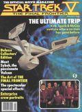 Star Trek V Final Frontier Official Movie Magazine (1989) 1