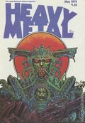 Heavy Metal Magazine (1977) Vol. 2 #1
