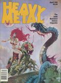 Heavy Metal Magazine (1977) Vol. 5 #1
