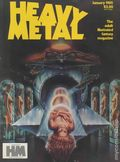 Heavy Metal Magazine (1977) Vol. 5 #10