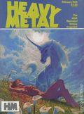 Heavy Metal Magazine (1977) Vol. 5 #11
