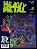 Heavy Metal Magazine (1977) Vol. 5 #12