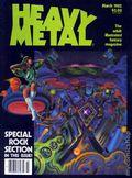 Heavy Metal Magazine (1977) Vol. 5 #12