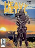 Heavy Metal Magazine (1977) Vol. 6 #4