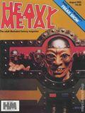 Heavy Metal Magazine (1977) Vol. 6 #5