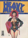 Heavy Metal Magazine (1977) Vol. 7 #1
