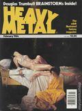 Heavy Metal Magazine (1977) Vol. 7 #11