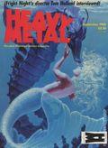 Heavy Metal Magazine (1977) Vol. 9 #6