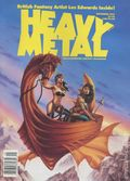 Heavy Metal Magazine (1977) Vol. 15 #4