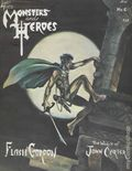 Monsters and Heroes (1967 Magazine) 6