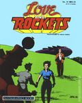 Love and Rockets (1982 1st Series) Magazine 19