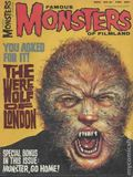 Famous Monsters of Filmland (1958) Magazine 41