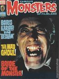 Famous Monsters of Filmland (1958) Magazine 131