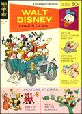 Walt Disney Comics Digest (1968 Gold Key) 1